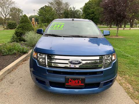 2010 Ford Edge for sale at Clarks Auto Sales in Connersville IN