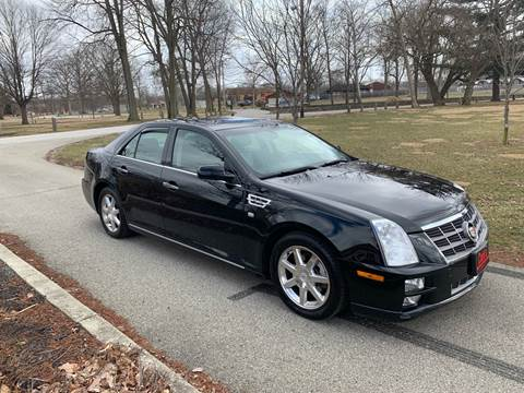 2011 Cadillac STS for sale at Clarks Auto Sales in Connersville IN