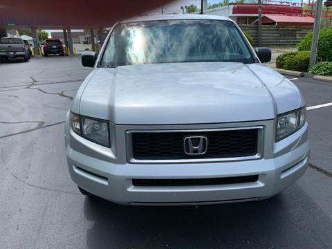 2008 Honda Ridgeline for sale at Clarks Auto Sales in Connersville IN