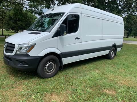 2018 Mercedes-Benz Sprinter Cargo for sale in Connersville, IN