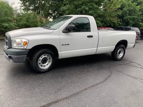 2008 Dodge Ram Pickup 1500 for sale at Clarks Auto Sales in Connersville IN