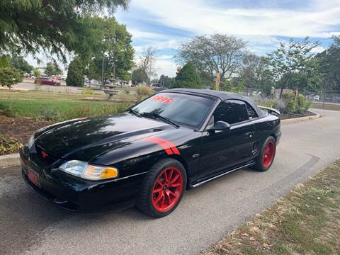 1998 Ford Mustang for sale in Connersville, IN