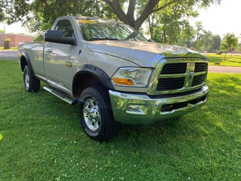 2010 Dodge Ram Pickup 2500 for sale at Clarks Auto Sales in Connersville IN