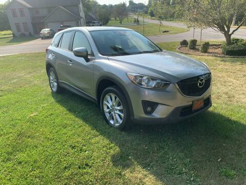2015 Mazda CX-5 for sale at Clarks Auto Sales in Connersville IN
