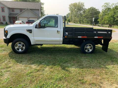 2009 Ford F-250 Super Duty for sale at Clarks Auto Sales in Connersville IN