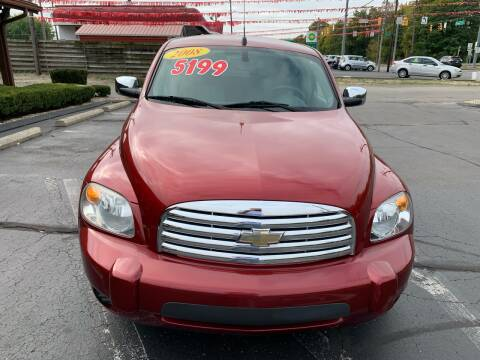 2008 Chevrolet HHR for sale at Clarks Auto Sales in Connersville IN