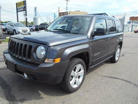 2014 Jeep Patriot for sale in Blooming Prairie, MN