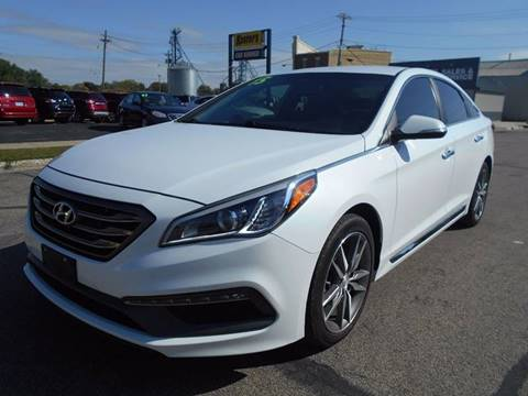 2015 Hyundai Sonata for sale in Blooming Prairie, MN