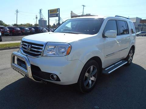 2012 Honda Pilot for sale in Blooming Prairie, MN