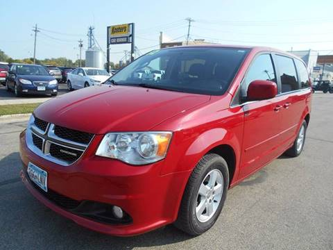 2012 Dodge Grand Caravan for sale in Blooming Prairie, MN
