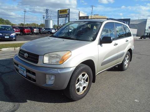 2003 Toyota RAV4 for sale in Blooming Prairie, MN