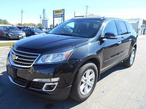2013 Chevrolet Traverse for sale in Blooming Prairie, MN