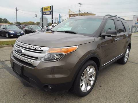 2015 Ford Explorer for sale in Blooming Prairie, MN