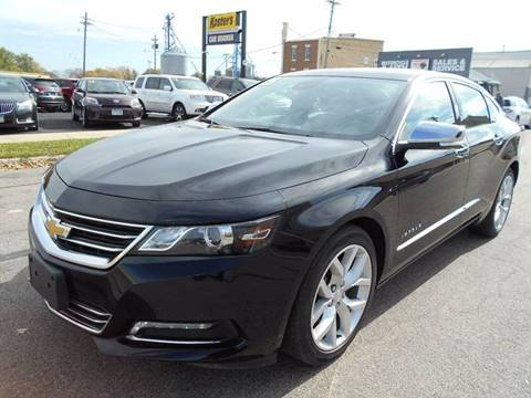 2015 Chevrolet Impala for sale in Blooming Prairie, MN