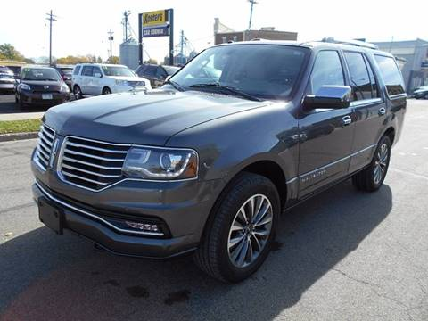 2016 Lincoln Navigator for sale in Blooming Prairie, MN