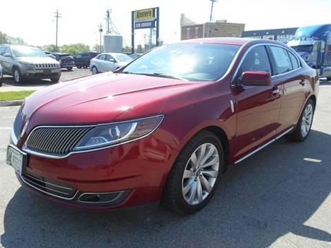 2013 Lincoln Mks For Sale In Minnesota Carsforsale