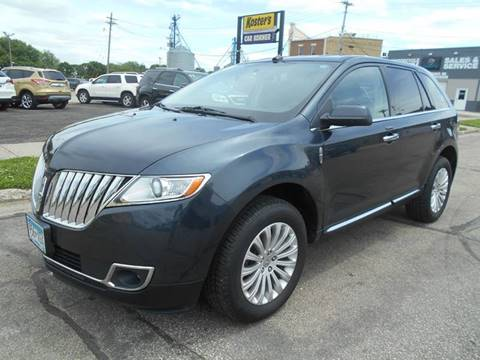 2013 Lincoln MKX for sale in Blooming Prairie, MN