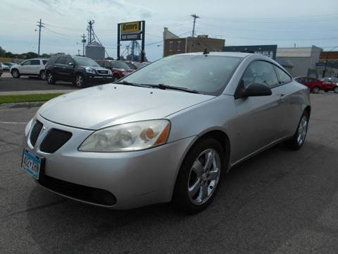 2008 Pontiac G6 for sale in Blooming Prairie, MN