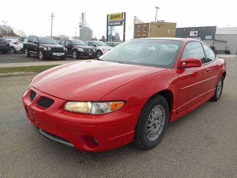 1998 Pontiac Grand Prix for sale in Blooming Prairie, MN