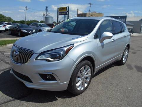 2016 Buick Envision for sale in Blooming Prairie, MN