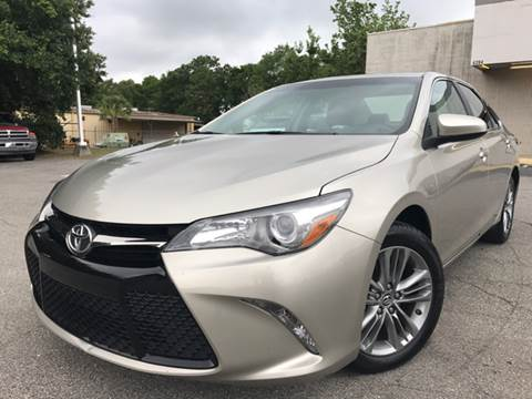 2016 Toyota Camry for sale at Capital City Imports in Tallahassee FL