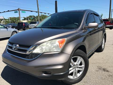 2010 Honda CR-V for sale at Capital City Imports in Tallahassee FL