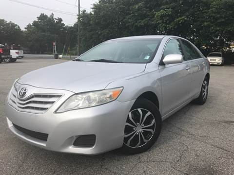 2011 Toyota Camry for sale at Capital City Imports in Tallahassee FL