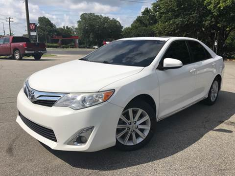 2012 Toyota Camry for sale in Tallahassee, FL