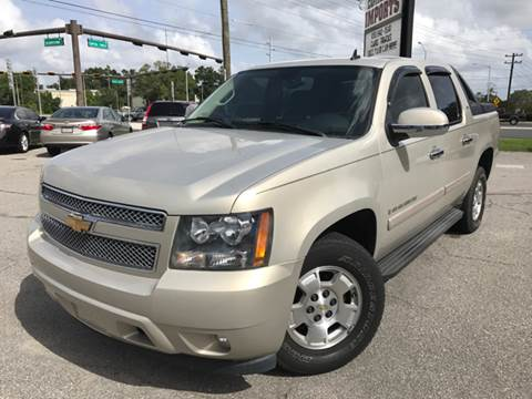 2007 Chevrolet Avalanche for sale at Capital City Imports in Tallahassee FL