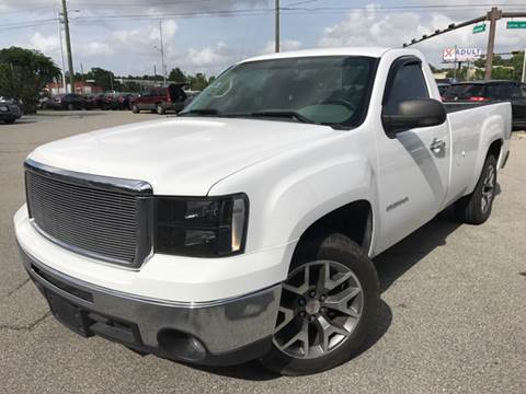 2013 GMC Sierra 1500 for sale at Capital City Imports in Tallahassee FL