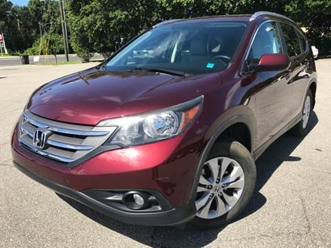 2012 Honda CR-V for sale at Capital City Imports in Tallahassee FL
