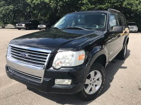2008 Ford Explorer for sale at Capital City Imports in Tallahassee FL