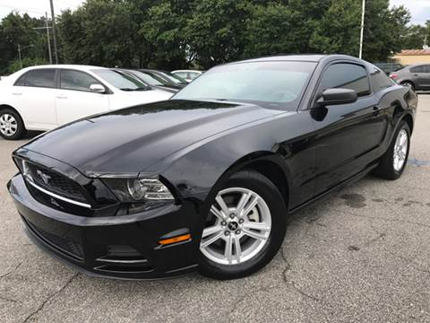2014 Ford Mustang for sale at Capital City Imports in Tallahassee FL