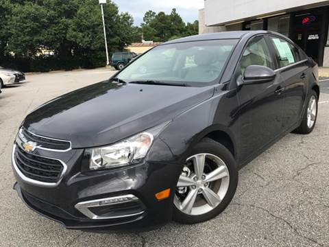 2015 Chevrolet Cruze for sale at Capital City Imports in Tallahassee FL