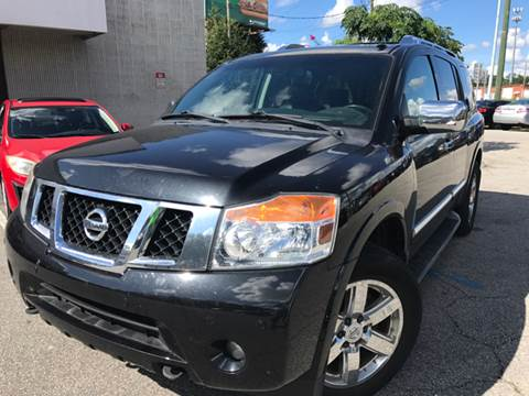 2011 Nissan Armada for sale in Tallahassee, FL