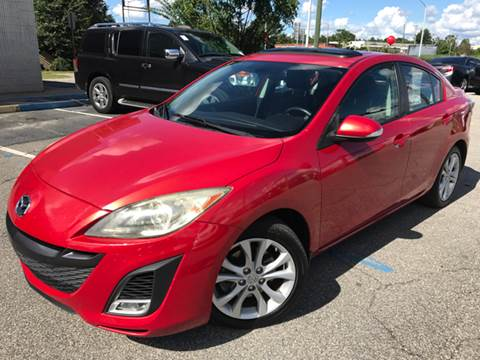 2010 Mazda MAZDA3 for sale at Capital City Imports in Tallahassee FL