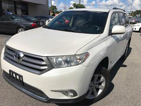 2013 Toyota Highlander for sale at Capital City Imports in Tallahassee FL