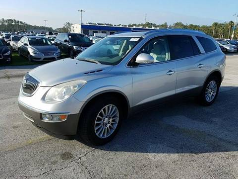 2011 Buick Enclave for sale at Capital City Imports in Tallahassee FL