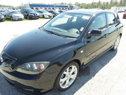 2008 Mazda MAZDA3 for sale at Capital City Imports in Tallahassee FL