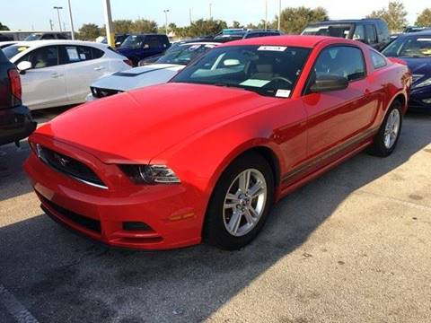 2013 Ford Mustang for sale at Capital City Imports in Tallahassee FL