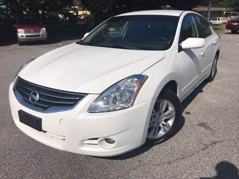 2012 Nissan Altima for sale at Capital City Imports in Tallahassee FL