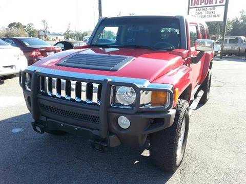 2006 HUMMER H3 for sale at Capital City Imports in Tallahassee FL