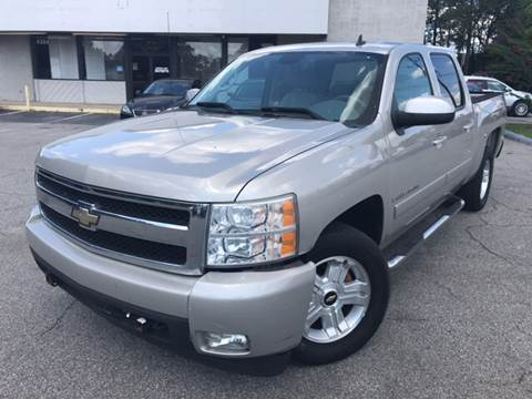 2008 Chevrolet Silverado 1500 for sale at Capital City Imports in Tallahassee FL