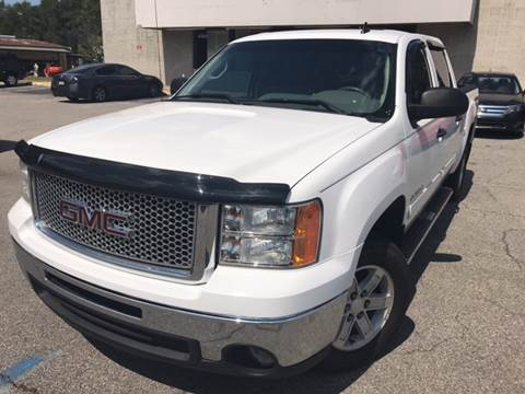 2011 GMC Sierra 1500 for sale at Capital City Imports in Tallahassee FL