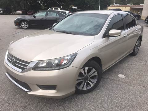 2013 Honda Accord for sale in Tallahassee, FL