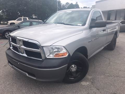 2011 RAM Ram Pickup 1500 for sale in Tallahassee, FL