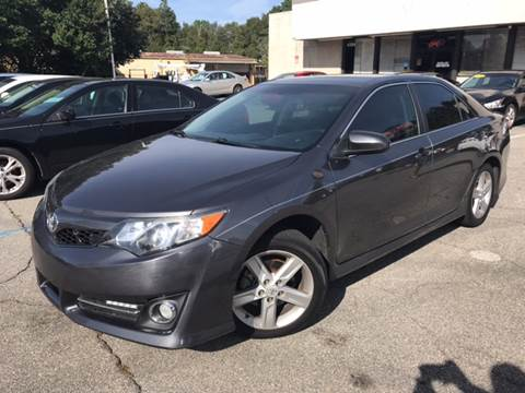 2014 Toyota Camry for sale at Capital City Imports in Tallahassee FL