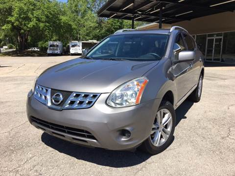 2013 Nissan Rogue for sale at Capital City Imports in Tallahassee FL