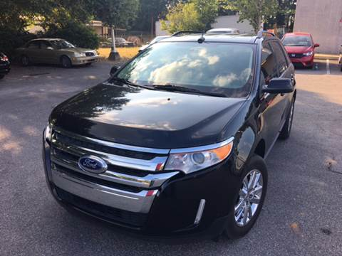 2014 Ford Edge for sale at Capital City Imports in Tallahassee FL