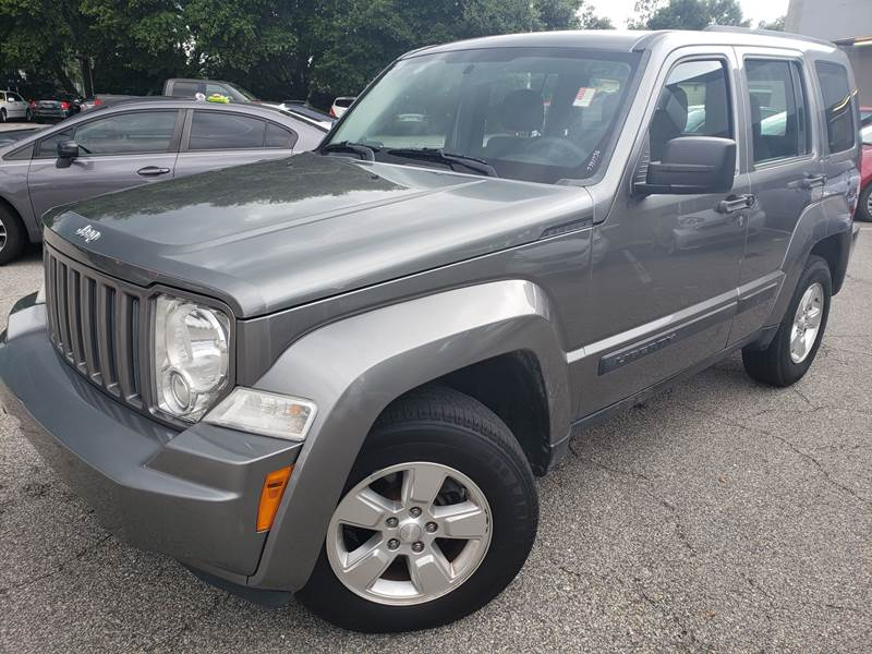 2012 Jeep Liberty for sale at Capital City Imports in Tallahassee FL